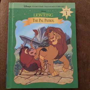 The Lion King Book